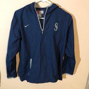 NIKE TEAM Seattle Mariners MLB Pullover Jacket